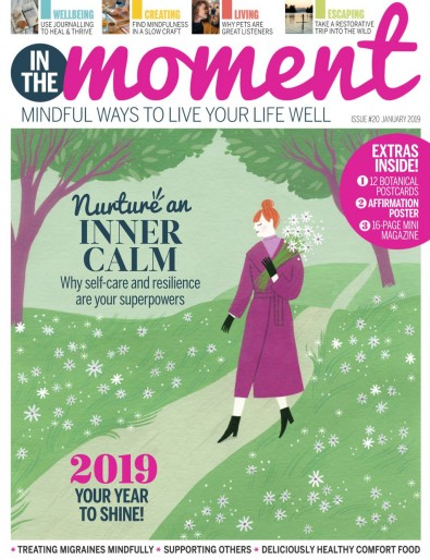 In the Moment Jan 2019 cover