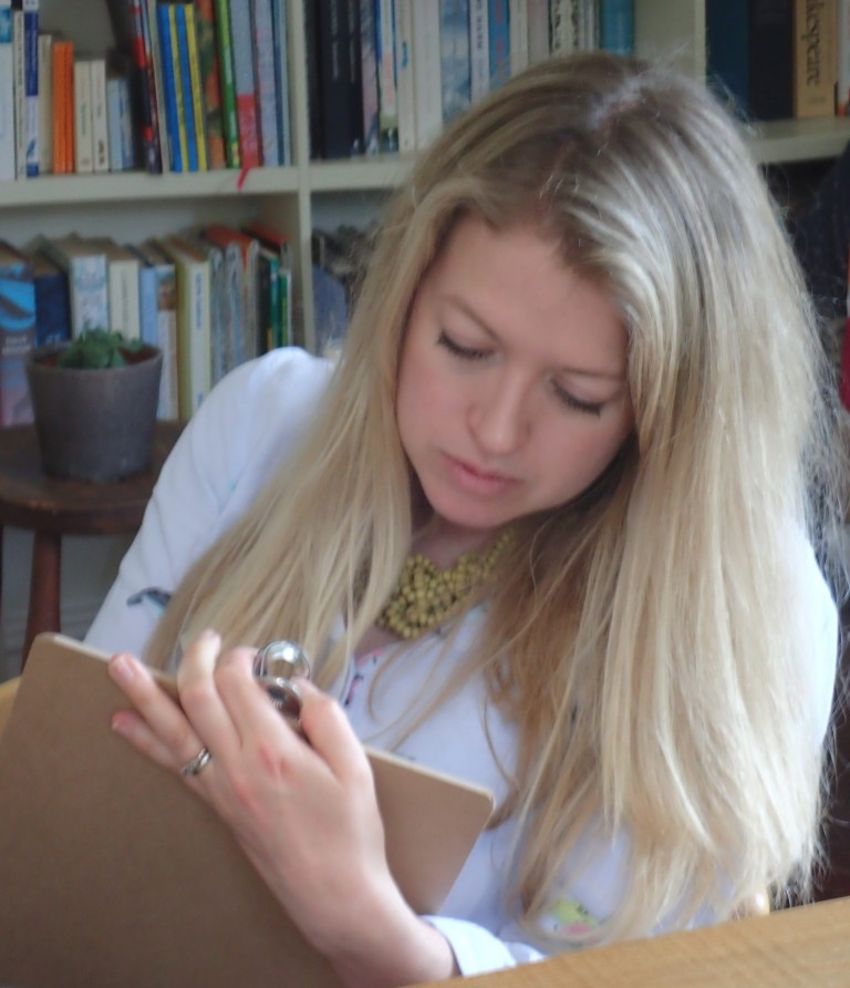 writing for wellbeing depression anxiety Hampshire