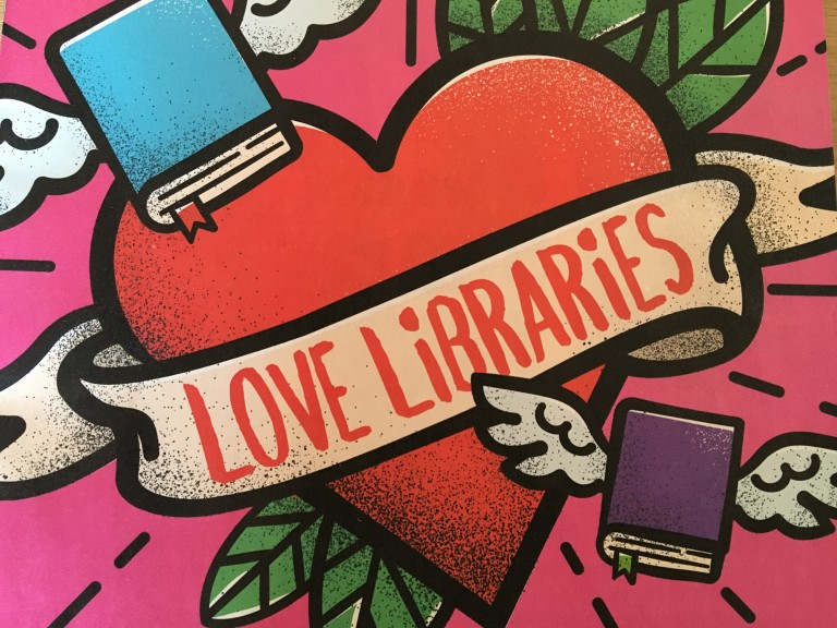 love libraries anxiety counselling depression Hampshire